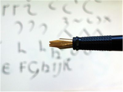 Picture Of Calligraphy Pen