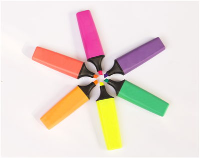 Picture Of Color Markers
