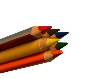 Picture Of Color Pencils