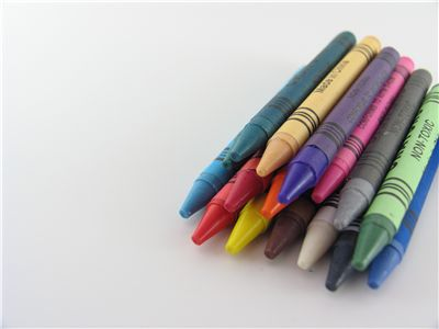 Picture Of Crayon Pens