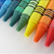 Picture Of Different Color Crayons