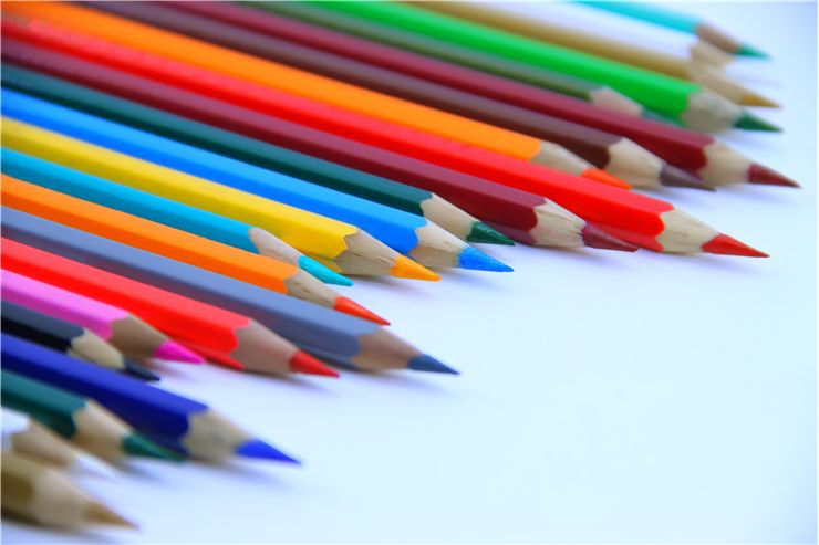 Picture Of Drawing Color Pencils