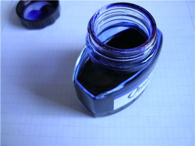 Picture Of Ink Reservoir For Fountain Pen