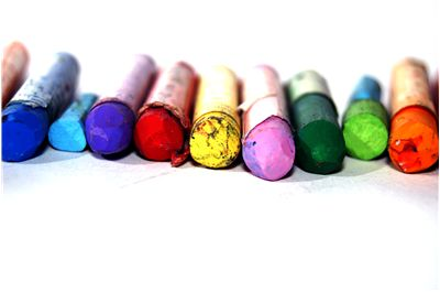 Picture Of Pastel Crayons