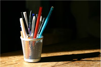 Picture Of Pen And Pencils