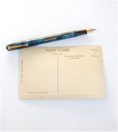 Picture Of Pen And Post Card