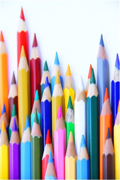 Picture Of Pencil Color