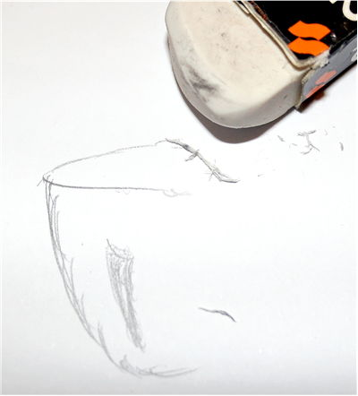 Picture Of Pencil Eraser