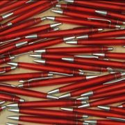 Picture Of Red Pens